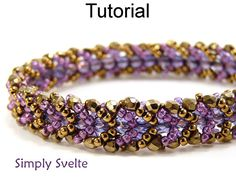 New to Simple Bead Patterns? Try out our FREE Eye Candy Cuff tutorial to see how easy our full color, detailed, step-by-step instructions are