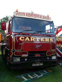 Fun Fair, Vintage Trucks, Classic Trucks, Amusement Park, Big Trucks, Volvo, 1960s, Transportation, Vans