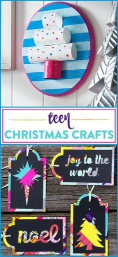 Today I'm going to show you a ton of fun Teen Christmas Craft  Ideas perfect to kick off your holiday season and really get into the spirit of  Christmas. You're going to love all of these DIY Christmas projects. #christmas #diychristmas #holidays #diyholidayideas  #diychristmasideas #diychristmasdecor #diychristmasgiftideas #christmascrafts  #christmaskidcrafts #diygiftideas #christmasdiy #christmascrafts  #diychristmasideas #teencrafts #teencraftideas Holiday Fun, Holiday Gifts, Holiday Ideas, Diy And Crafts, Crafts For Kids, Simple Crafts, Simple Diy, Teen Fun, Kids Fun