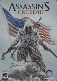 Assassin's Creed III - We interview artist Alex Ross about his ACIII art, Assassins vs Batman, and Assassin's Creed 3, The Assassin, Arte Assassins Creed, Alex Ross, Overwatch, Video Game Art, Video Games, Connor Kenway, Vikings