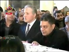 """صلاة جناز الطفلة """"دميانة امير فيكتور"""" الشهيدة الـ٢٩ من شهداء الكنيسة الب..."""