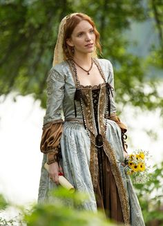 character inspiration, novel inspiration, story inspiration, Anne Hale - Tamzin Merchant in Salem (TV series).