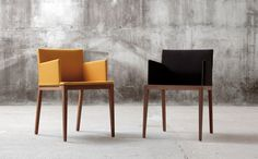 """The Mint Furniture living room collection by interior design manufacturer Rauzaz from Latvia. """"MINT collection is machine-made Mint Furniture, Furniture Design, Chair Bench, Furniture Collection, Armchair, Dining Chairs, Design Inspiration, Interior Design, Home Decor"""