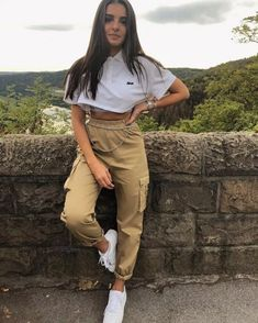 67 Baddie Outfits That Make You Look Cool – outfits Tumblr Outfits, Mode Outfits, Sport Outfits, Girl Outfits, Fashion Outfits, Urban Outfits, Party Fashion, Fashion Trends, Mode Ootd