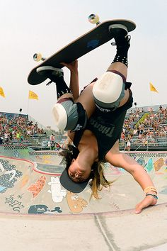 Thrasher Skateboard Magazine | She Shreds!