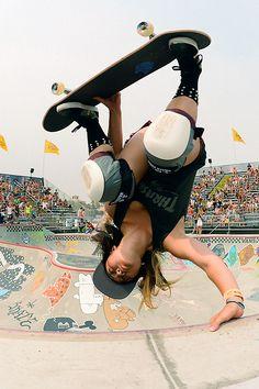Thrasher Skateboard Magazine | She Shreds!