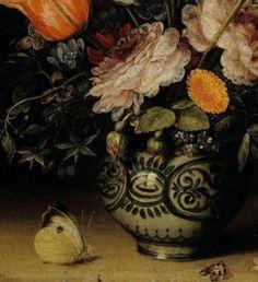 Vase with Flowers (Jan Brueghel the Elder )