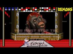 DEMONS for NINTENDO (Faux NES Game)