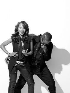 Yup. These images matter Kerry Washington with Jamie Foxx