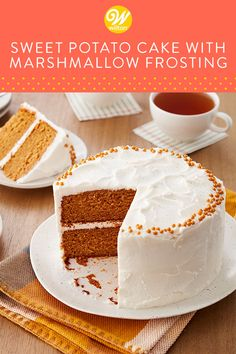 Baking Recipes, Cake Recipes, Dessert Recipes, Just Desserts, Delicious Desserts, Picnic Cake, Potato Cakes, Just Cakes, Thanksgiving Desserts