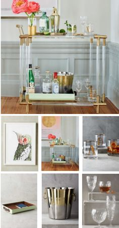 That Boho Chick: Rooms to Adore from the Anthropologie Spring 2106 Inspired Home Collection