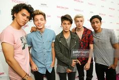 New District attends TigerBeat's Official Teen Choice Awards Pre-Party…