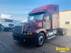 94 Semi Trucks Sleeper And Daycab Dump Trucks Ideas Semi Trucks Dump Trucks Trucks