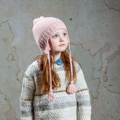 Acorn Beanie London Dusty
