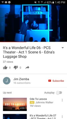 Edna's luggage shop