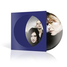 """To celebrate #RSD17, #Placebo will be pressing a 12"""" picture disc of the single 'Without You I'm Nothing' featuring #DavidBowie #vinyl"""