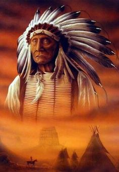Native Americans Indians Art by jd challenger Native American Paintings, Native American Wisdom, Native American Pictures, Indian Pictures, Native American History, Native Indian, Native Art, American Indian Art, American Indians