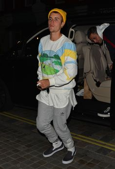 Justin's style