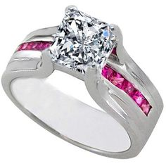 Gor-ge-ous. Perfect colors! Although my birth stone the sapphire would sub in perfectly for those pink stones...
