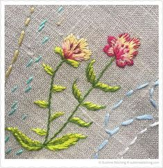 Silk Embroidery Floss – Sublime Stitching