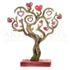 Διακοσμητικό Δέντρο Της Αγάπης artistegifts επιχειρηματικά δώρα Artist, Artists