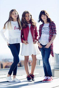 TIFFOSI KIDS Girl Collection #tiffosi #tiffosikids #spring #collection #springcollection #ss16 #kids #girl