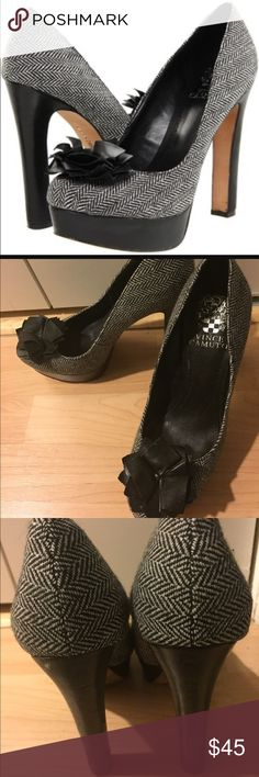 Vince Camuto Janessa Heels Great heels worn about 5x Vince Camuto Shoes Heels