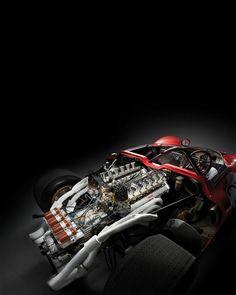 1967 Ferrari 350 Can-Am.