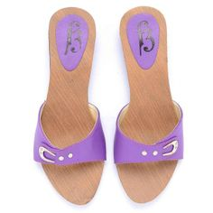 Numerous purple color branded Sandals offered by showit4me.com