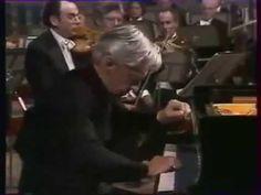 Mozart / Piano Concerto No.21, Herbert von Karajan, piano & conductor