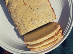 Paleo Sweet Crusted Bread - sugar, dairy & grain free!