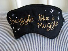 Harry Potter Sleep Mask - for light bedtimes