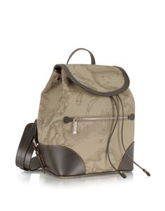 "Alviero Martini 1A Classe 1a Prima Classe - Geo Printed ""Neo Casual"" Backpack at FORZIERI"