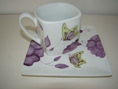 tazas de ceramicas pintadas - Buscar con Google