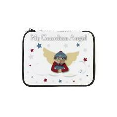 """Raggedy Ion 13"""" Laptop Sleeve> Raggedy Ion> Angelic Inspirations  J.L. Designs"""