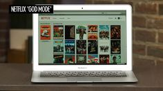 CNET's Dan Graziano shows how to disable horizontal scrolling on the Netflix website.