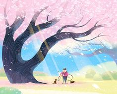 Magical Illustrations By Taiwanese Artist Will Make You Feel Warm Inside | Bored Panda | Bloglovin'
