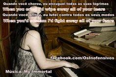 Os Inofensivos: Especial Evanescence