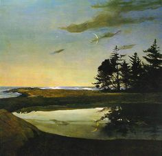 Andrew Wyeth, Jupiter, 1998
