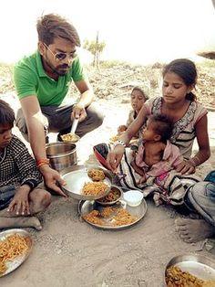 Praca Społeczna, Głód, Wolontariat