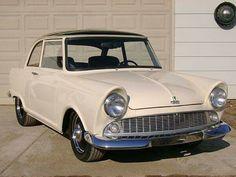 Autounion Dkw Junior F11, 1960.