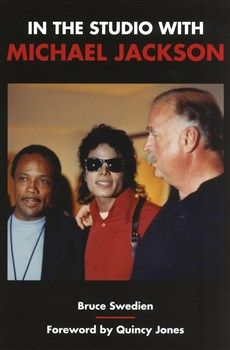 Bruce Swedien: In The Studio With Michael Jackson is only $49.95 at www.musicroom.com.au