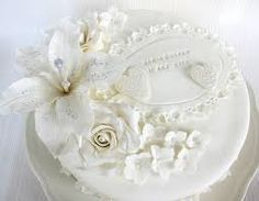 Bildresultat för bröllopstårta