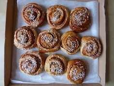 La ricetta delle girelle alla cannella svedesi: ricetta semplice ed alla portata di tutti per un successo garantito