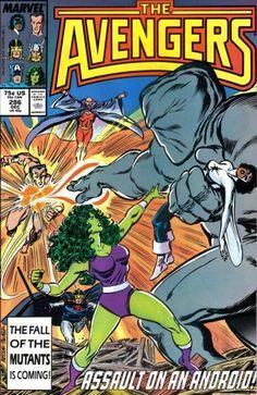 Avengers Spotlight No.37 1990 Doctor Druid