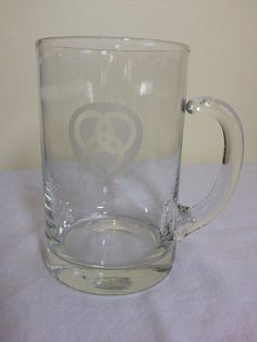 Ballantine Ale, Three circles, beer glass, Pabst Brewing Company