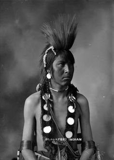 Pikuni (Blackfoot) Nation.
