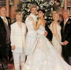 Beckham wedding