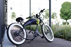 Electric Chopper Bike, Bicycle, Motorcycle, Vehicles, Bicycle Kick, Bike, Motorbikes, Cars, Motorcycles