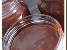 Crema de Cacao (Nutella) (Thermomix)
